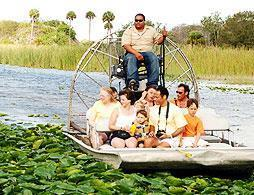 Sawgrass Park  60 Min Night Airboat