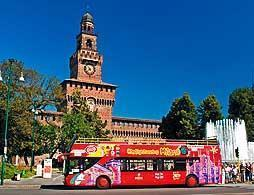 CitySightseeing Hop on Hop off Milan 48hrs