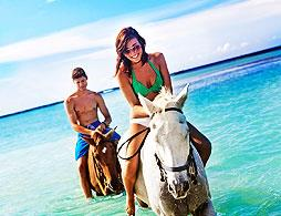 Horseback Ride and Swim - Montego Bay