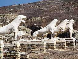 Delos Tour from Mykonos