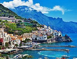 Amalfi Full Day Tour from Naples