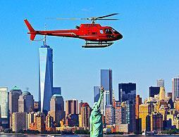 The Big Apple - NYC Heli Flight