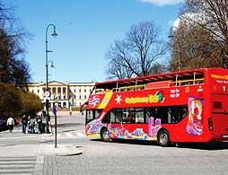 Hop on Hop off City Sightseeing Oslo
