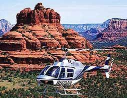 Platinum Sedona Bus & Helicopter Tour