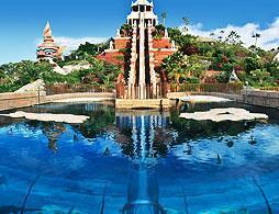 Siam Park Tenerife Day Pass