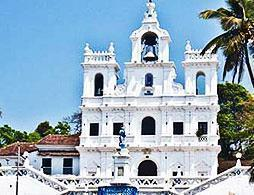 Half Day Sightseeing Goa