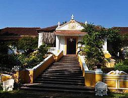 Mansions of Goa & Goa Chitra Tour