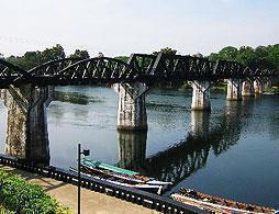 Bridge Over the River Kwai Day Tour