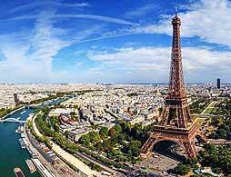 Panoramic City Tour of Paris