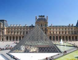 Louvre Museum & Audio Guide