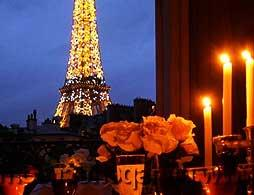 Eiffel Tower Dinner and River Cruise