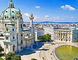 Vienna Tour from Prague