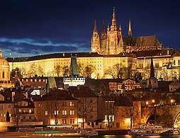 Prague Castle & Little Quarter Tour