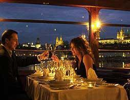 Dinner Cruise on the River Vltava - Incl Transport