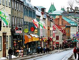 Historic City Tour of Quebec from Quebec