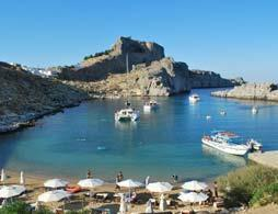 Lindos Day Tour by Boat