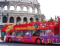 48hr CitySightseeing Hop on Hop off Bus Tour