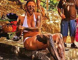 Soufriere and Mud Baths Half Day Tour