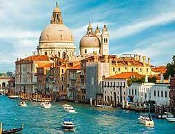Grand Canal Boat Tour of Venice