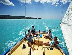 Circumnavigation Antigua