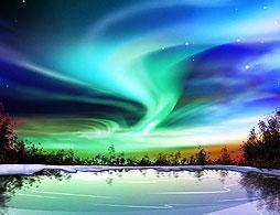 Iceland Northern Lights Mystery