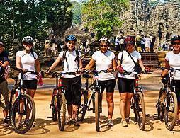 Islands of the Mekong - Cycle Tour