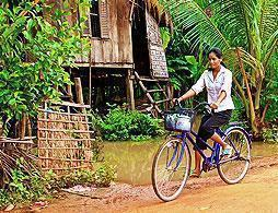 Siem Reap Countryside Cycle Tour