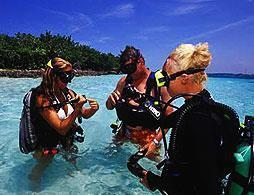 Discover Scuba Introductory
