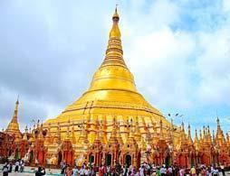 Yangon Half Day City tour with Shwedagon Pagoda