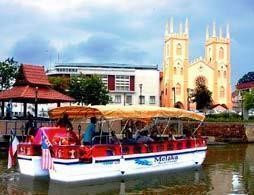 Walking Tour of Malacca