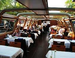 4-Course Dinner Cruise in Amsterdam