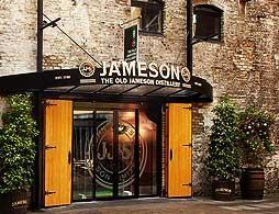 The Old Jameson Distillery in Dublin