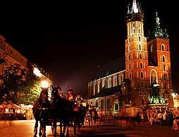 Krakow By Day or Night Walking Tour