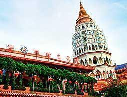 Penang Hill & Temple Tour