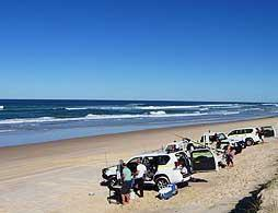 City to Straddie 4WD Tour