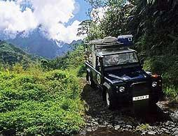 Mountain 4x4 Safari