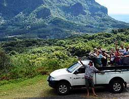 Aito 4 Wheel-Drive Safari Tour