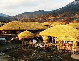 Korean Folk Village Tour