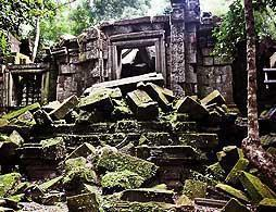 Boeng Mealea Temple Tour