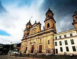 Historic Walking Tour-Bogota