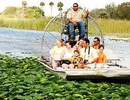 Sawgrass Recreation Park - Daytime Airboat Tour
