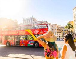 Hop on Hop off City Sightseeing Malaga