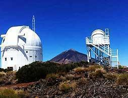 Guided Tour of Mount Teide Observatory
