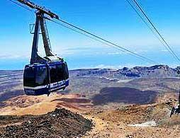 Mount Teide Cable Car