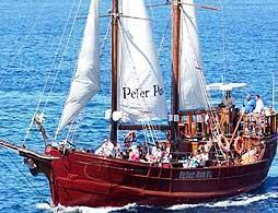 Peter Pan Sailing Trip