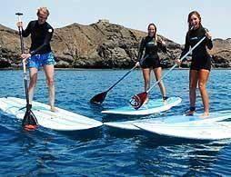 Stand Up Paddle Tenerife