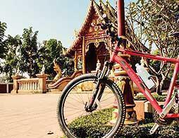Colours of Chiang Mai by Bike