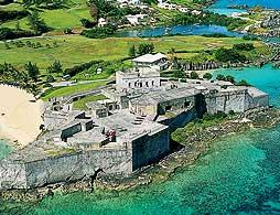 Hidden Gems - Bermuda Forts Excursion