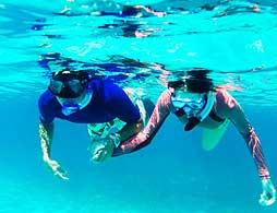 Sundeck Sightseeing and Snorkel Experience