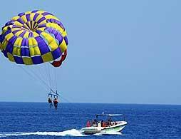Parasailing Adventure - K.S. WaterSports